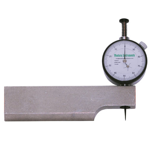 N88-5 Reaching Pit Gauge 4.75in (121mm) Blade