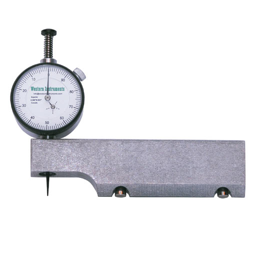 N88-5M Reaching Magnetic Pit Gauges 4.75in Blade