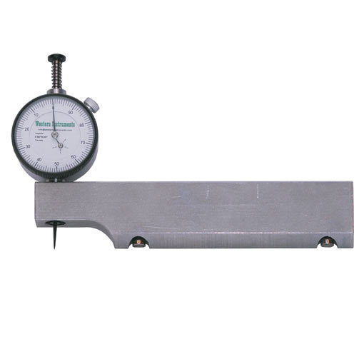 N88-6M Reaching Plus Magnetic Pit Gauge 6in (152mm) Blade