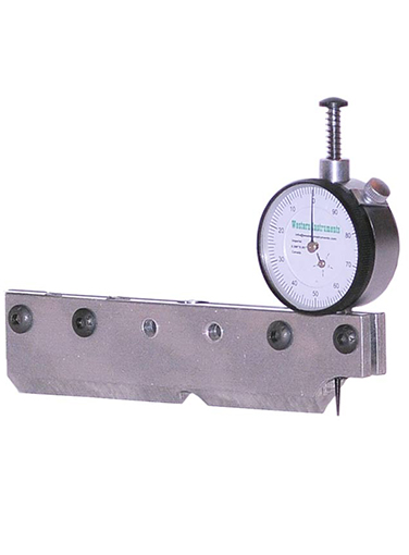 N88-9B-I Basic Bridging Pit Gauge 5-1/2 inch with Inch Dial Indicator