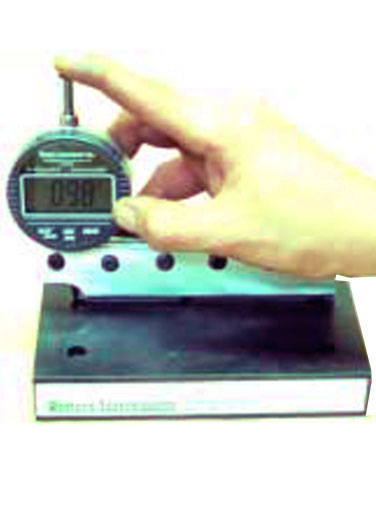N88-FBH Pit Gauge Calibration Block